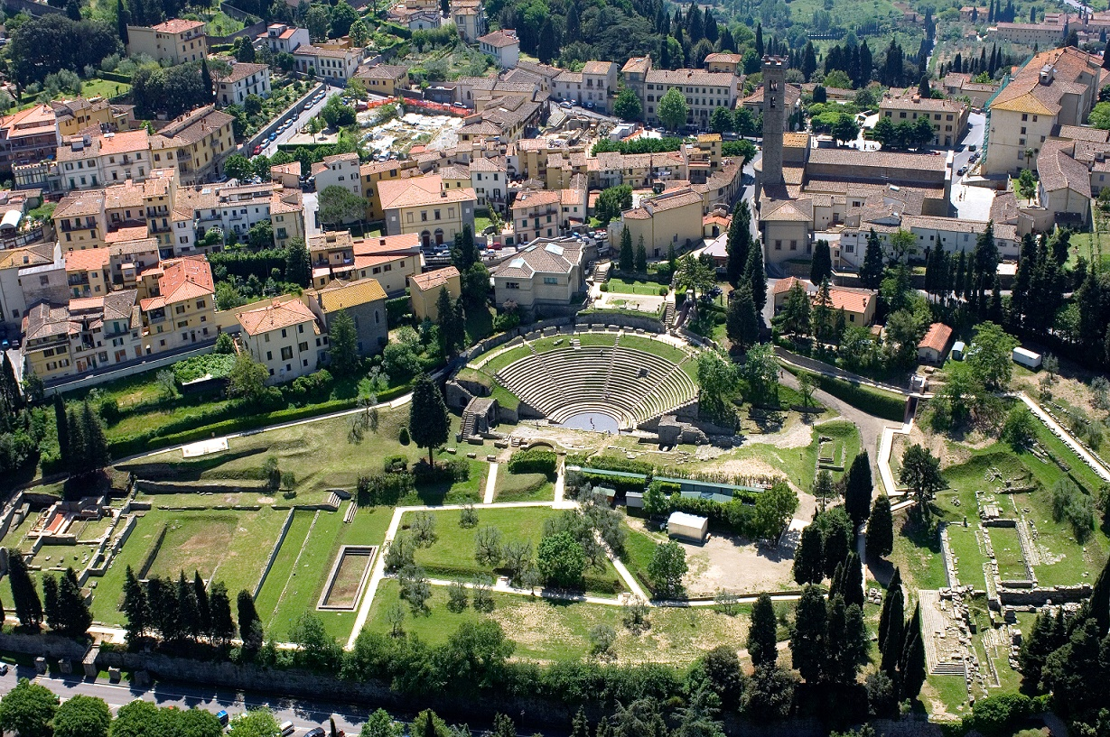 Zona archeologica di Fiesole
