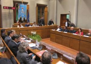 Seduta del Consiglio metropolitano ad Empoli