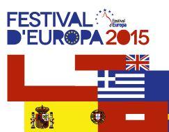Banner del Festival d'Europa 2015