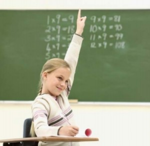 Giovanissima matematica