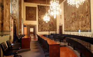 Sala delle Quattro Stagioni di Palazzo Medici Riccardi