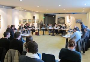 Il Consiglio metropolitano di Firenze riunito a Fiesole