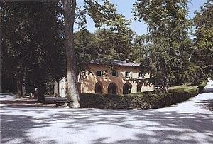 Pratolino, Locanda