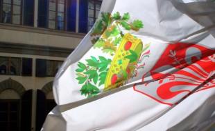 Bandiera della Città Metropolitana