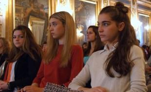 Premiazione concorso Europa a Scuola (foto Antonello Serino