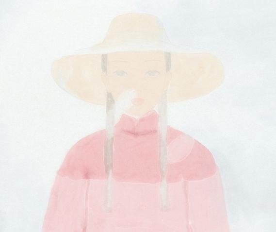 Un'opera di Tian Liming