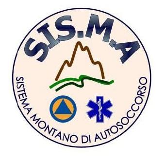 Logo del progetto Sis.m.a. - Sistema montano di autosoccorso
