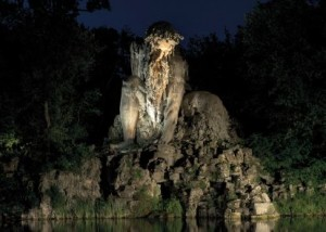 Statua dell'Appennino