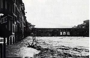 Rischio idraulico- Alluvione di Firenze