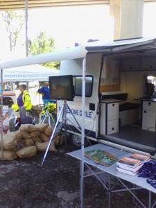 logistico protezione civile