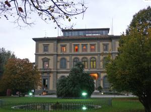 Villa Vittoria (Palazzo dei Congressi)