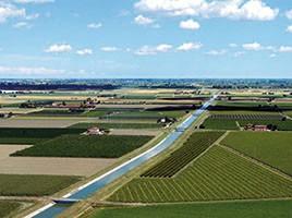 Demiano idrico, immagine dal sito della Regione Toscana