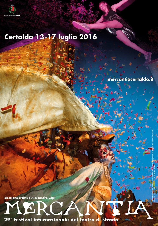 Mercantia 2016 manifesto