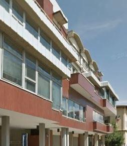 Uffici della città metropolitana in via Mercadante a Firenze