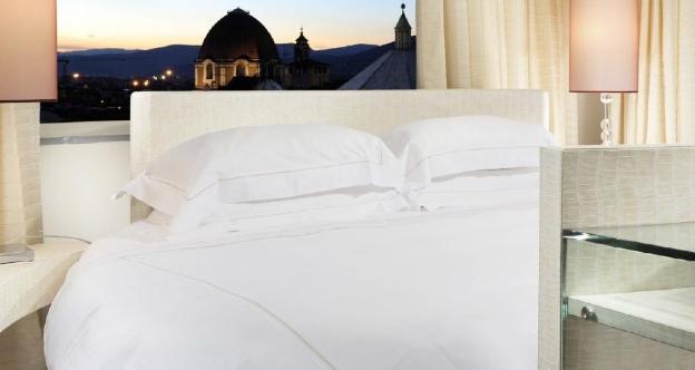 Camera d'albergo a Firenze
