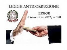 Garfica sulla prevenzione della corruzione