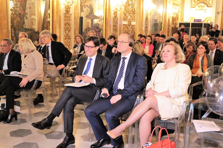 G7 della Cultura in Palazzo Medici foto Antonello Serino