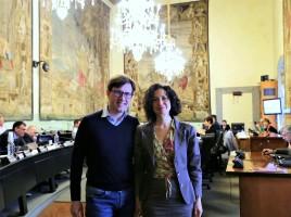 conferenza metropolitana foto2 Antonello Serino R