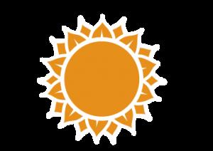 Girasole: simbolo classificazione agriturismo