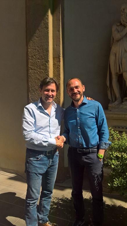 Dario Nardella Emiliano Fossi