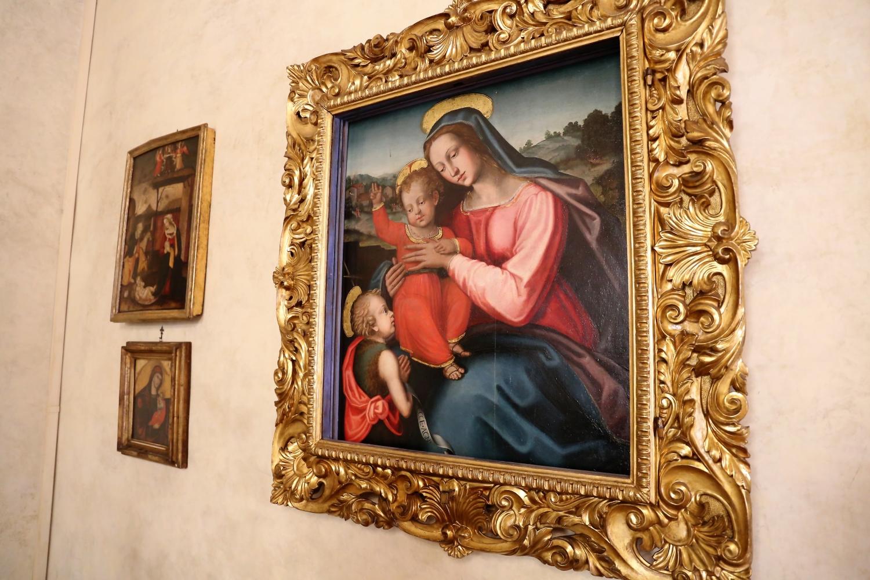 Madonne Palazzo Medici Riccardo foto Antonello Serino