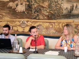 Incontro con Regione e Anci Toscana - violenza di genere ph Antonello Serino