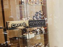 Caffe' Giacosa in una immagine dal sito dell'azienda