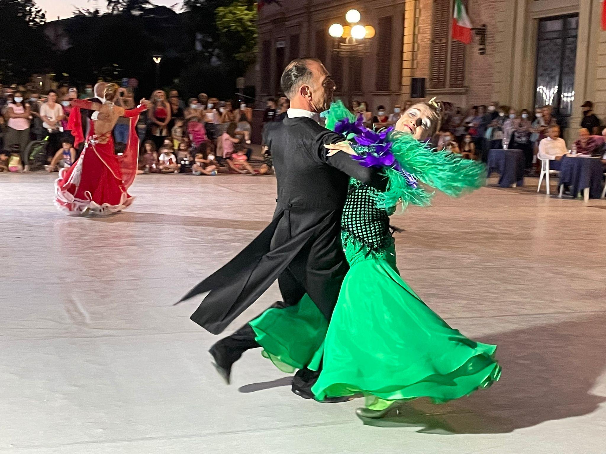 Olimpiadi Metropolitane e Danza a Certaldo