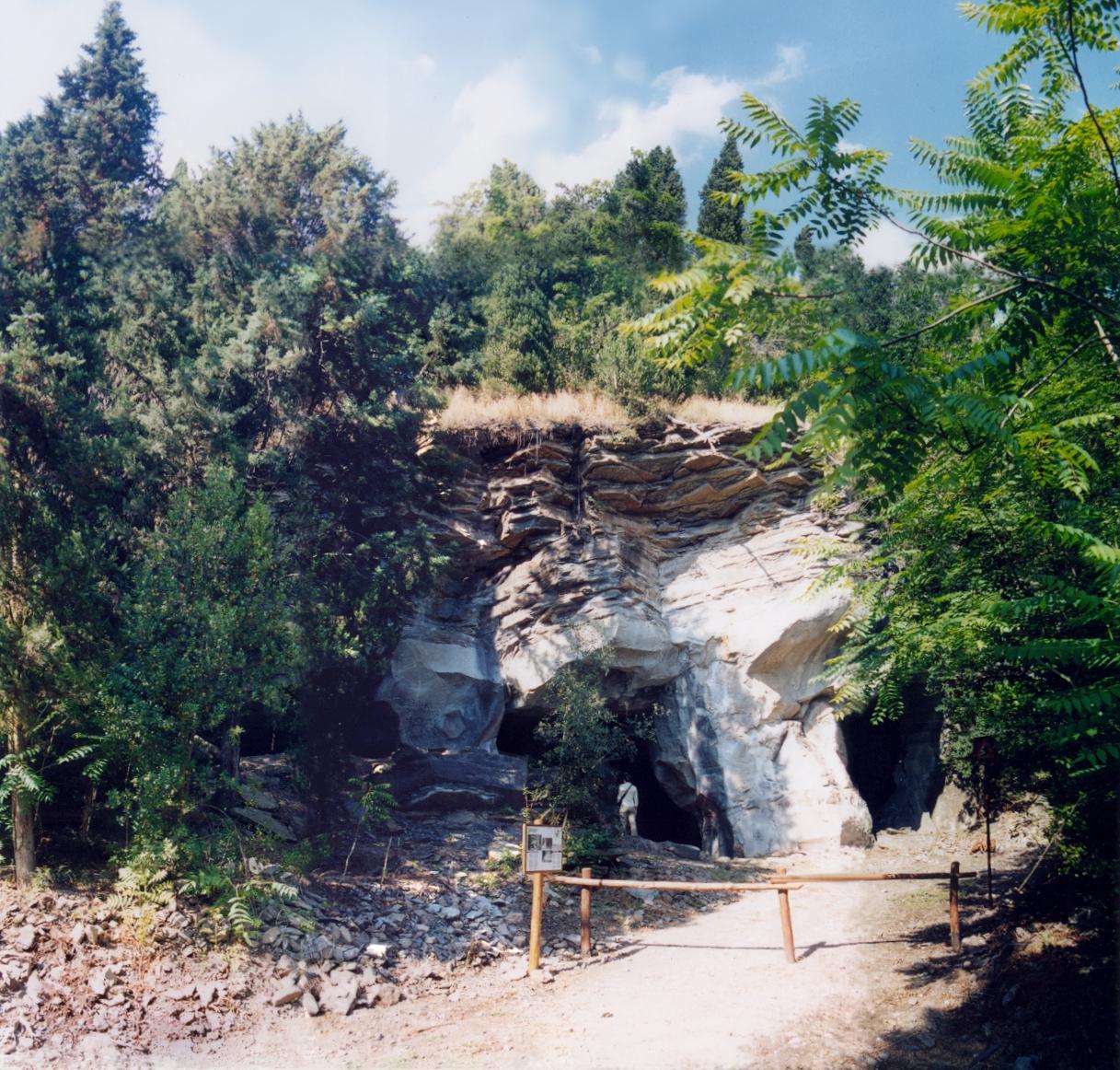 Cava del Braschi, una delle più famose cave del Montececeri (di Elena Petrini)