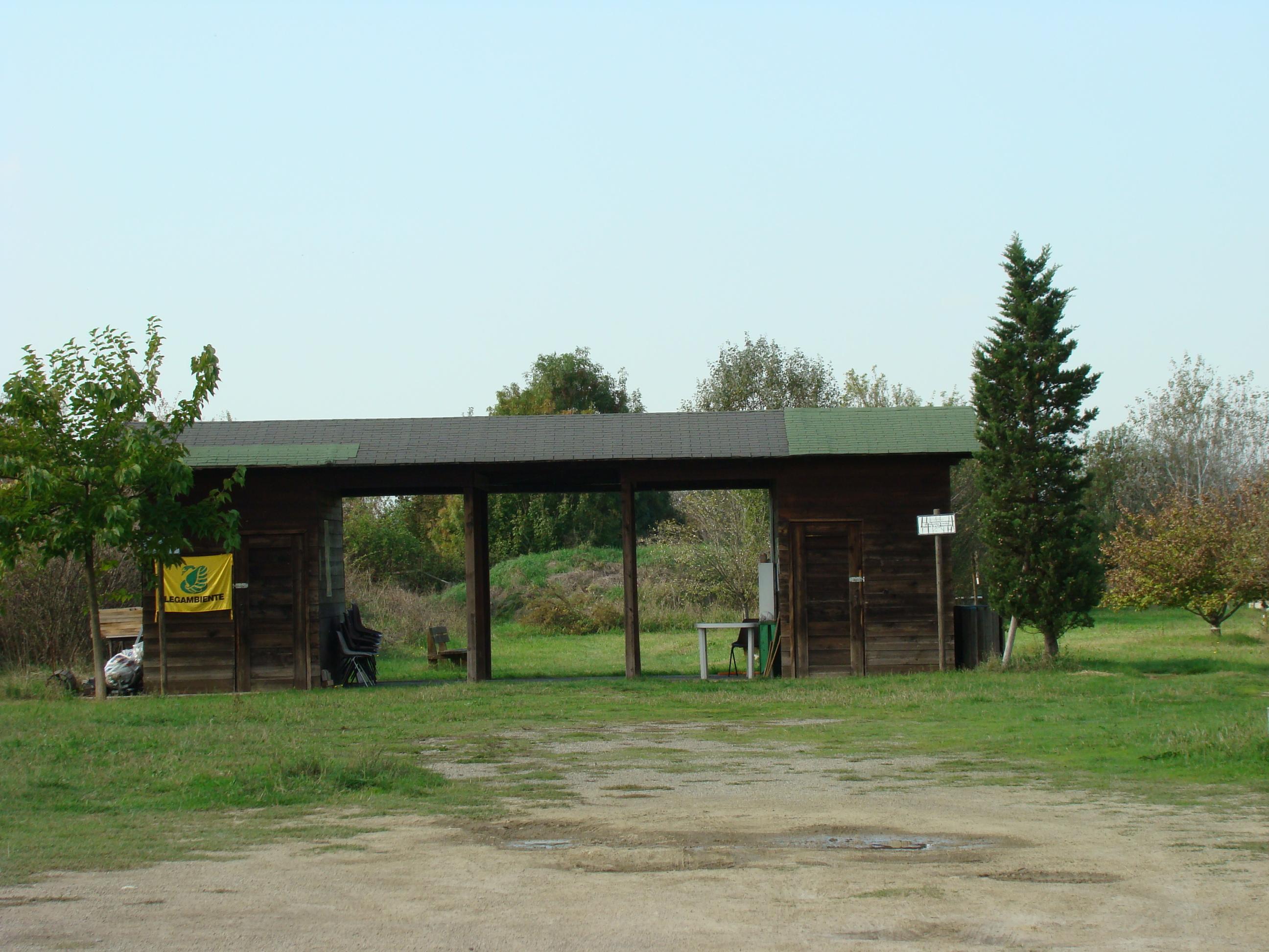 Centro visite dell'area protetta Podere La Querciola (di Giuliana Profeti)