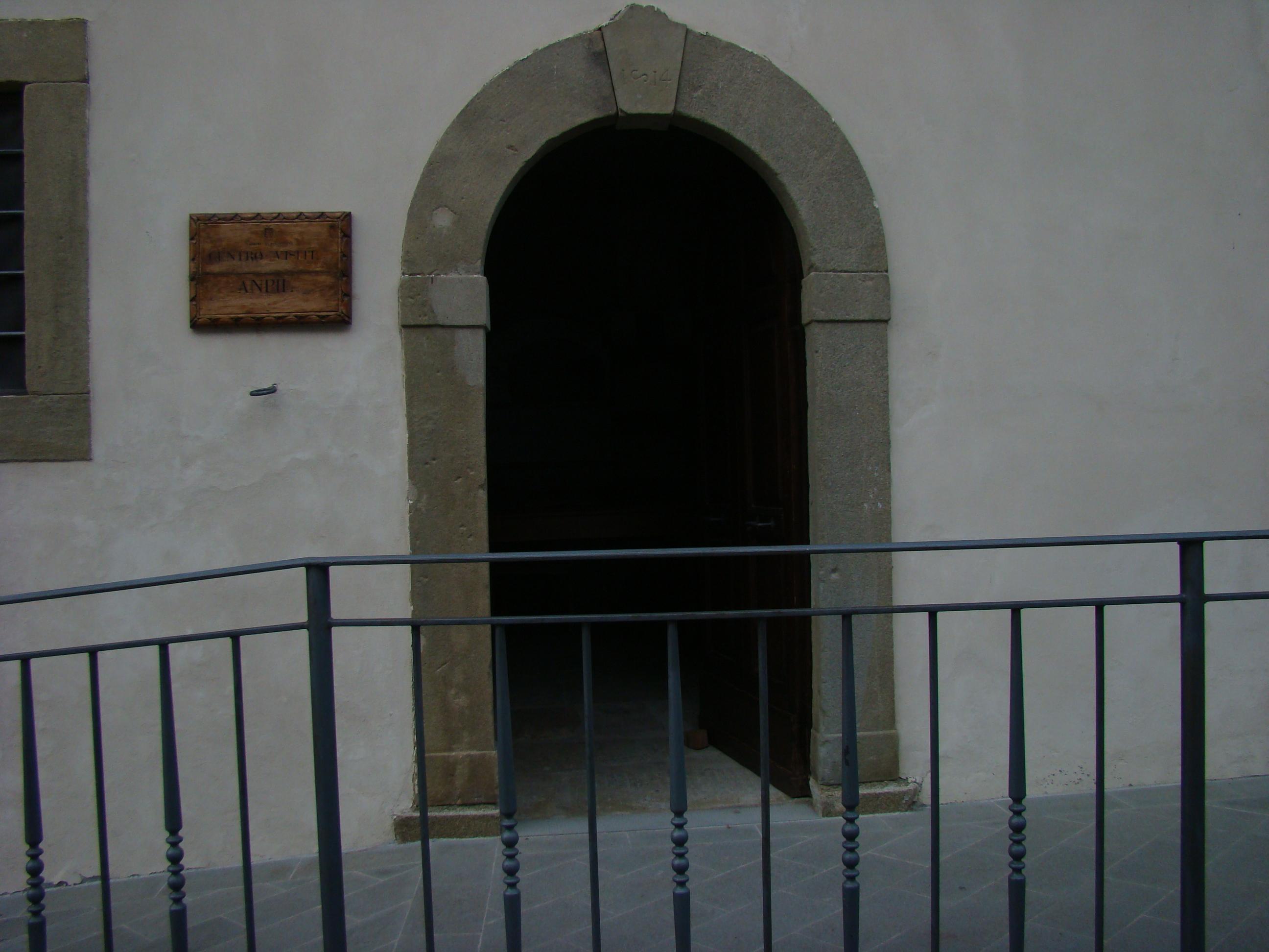 Il Centro Visite della ANPIL presso il Santuario della Madonna delle Grazie al Sasso (di Giuliana Profeti)