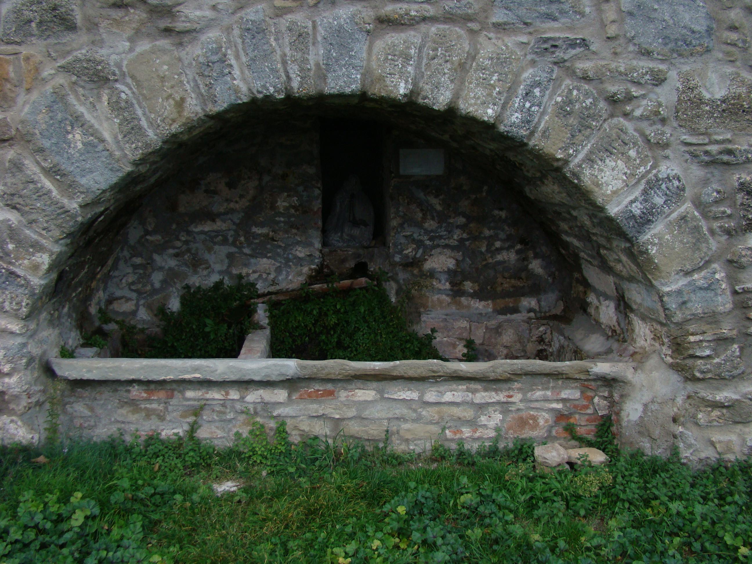 Lavatoio del Santuario (di Giuliana Profeti)