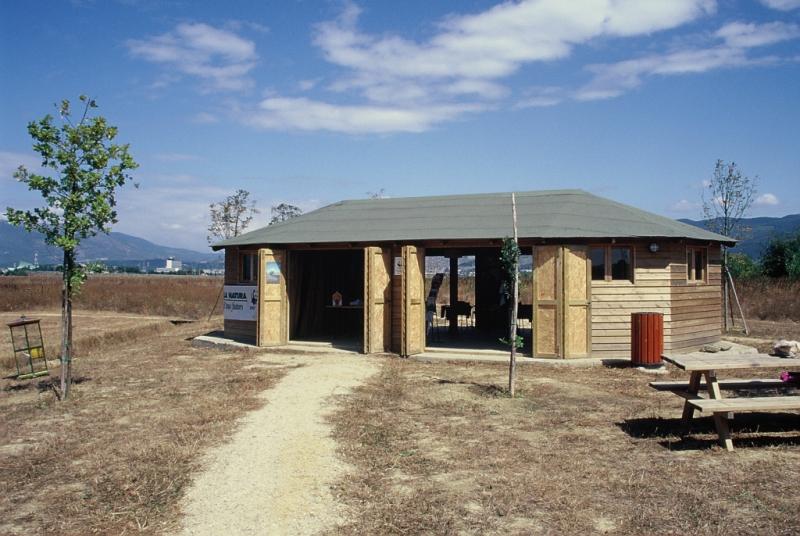 Il centro visite è ubicato presso l'aula didattica (di Carlo Scoccianti)