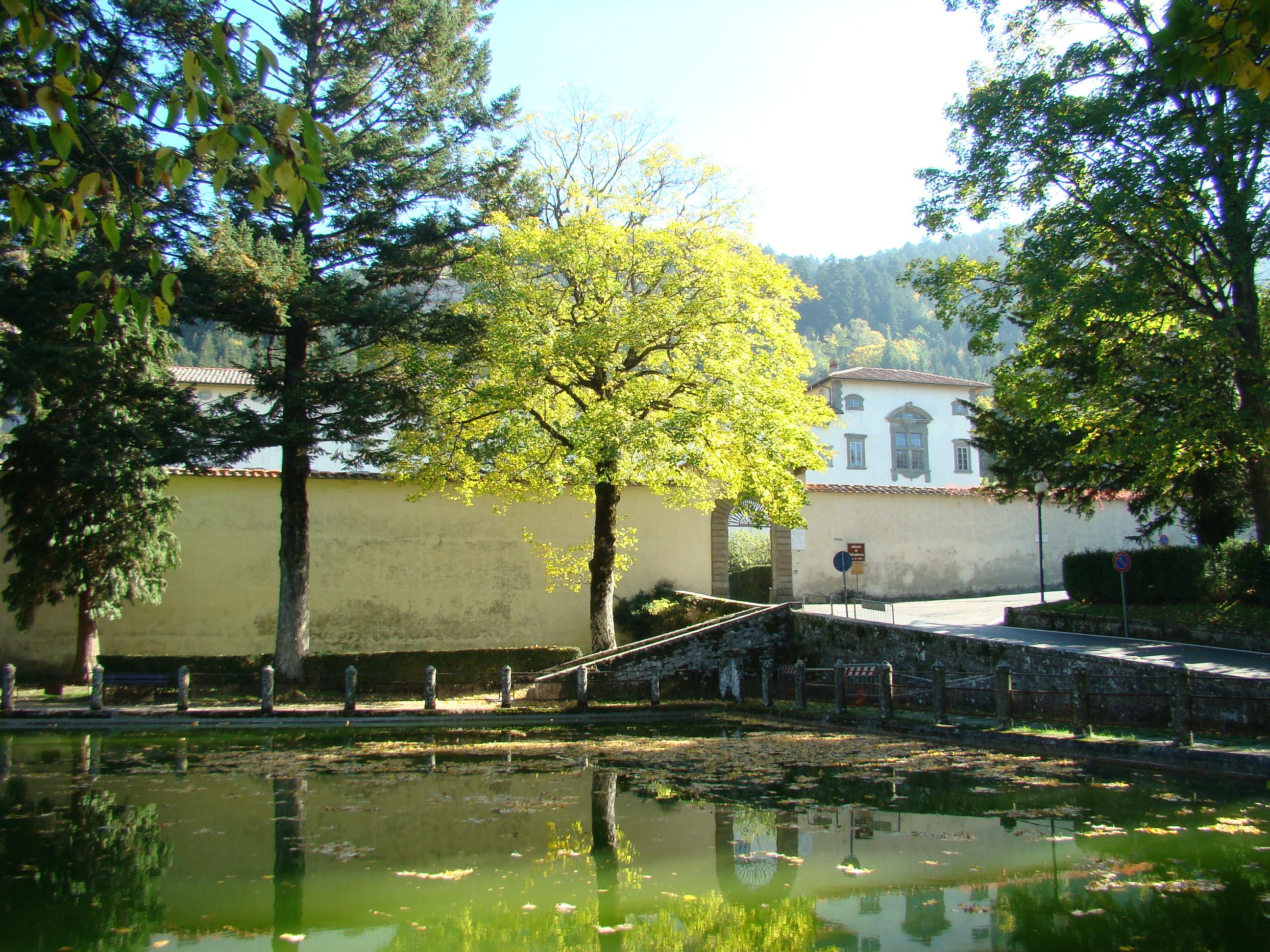 Abbazia di Vallombrosa (di Giuliana Profeti)