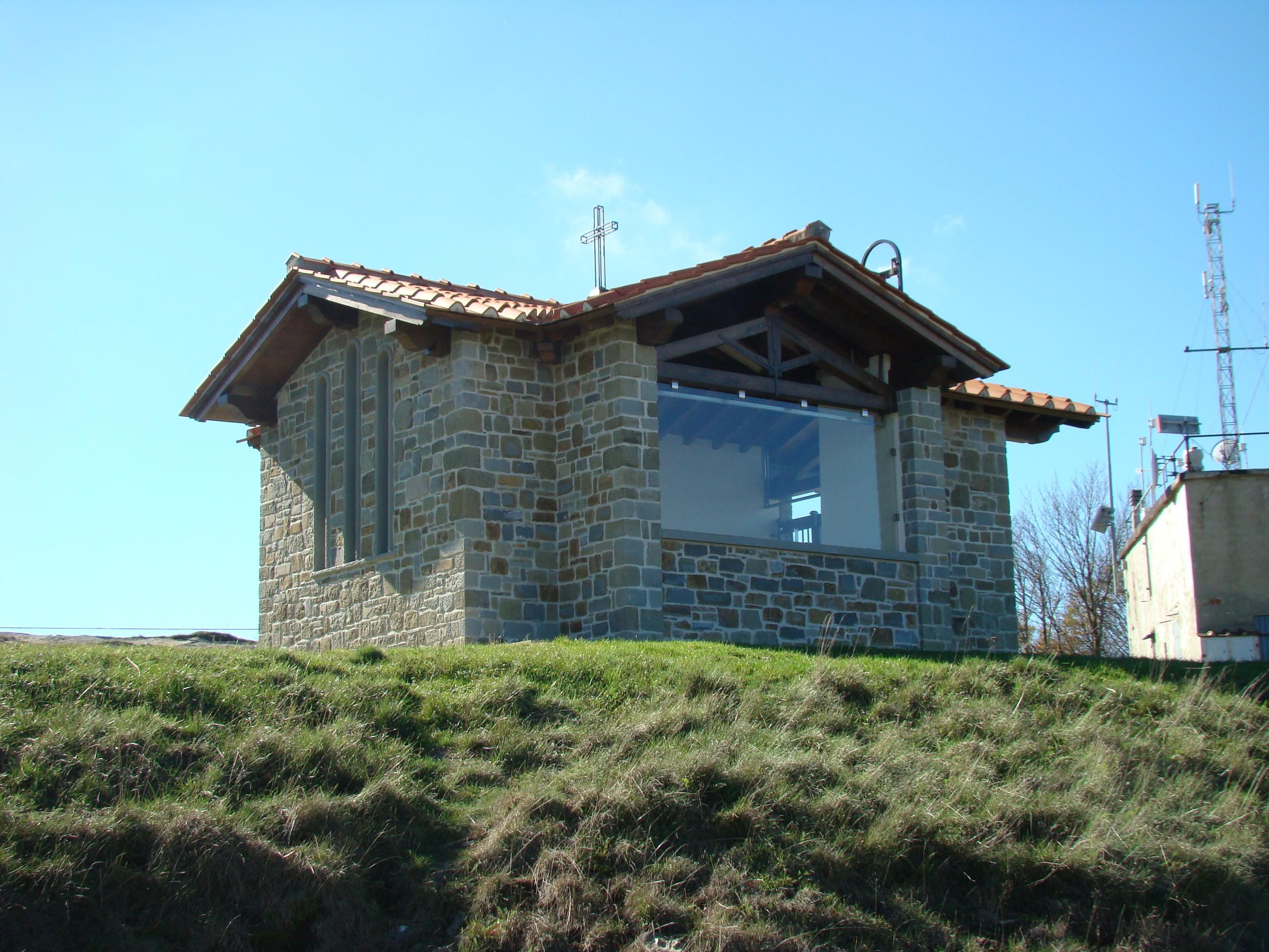 Cappella in località Secchieta (di Giuliana Profeti)