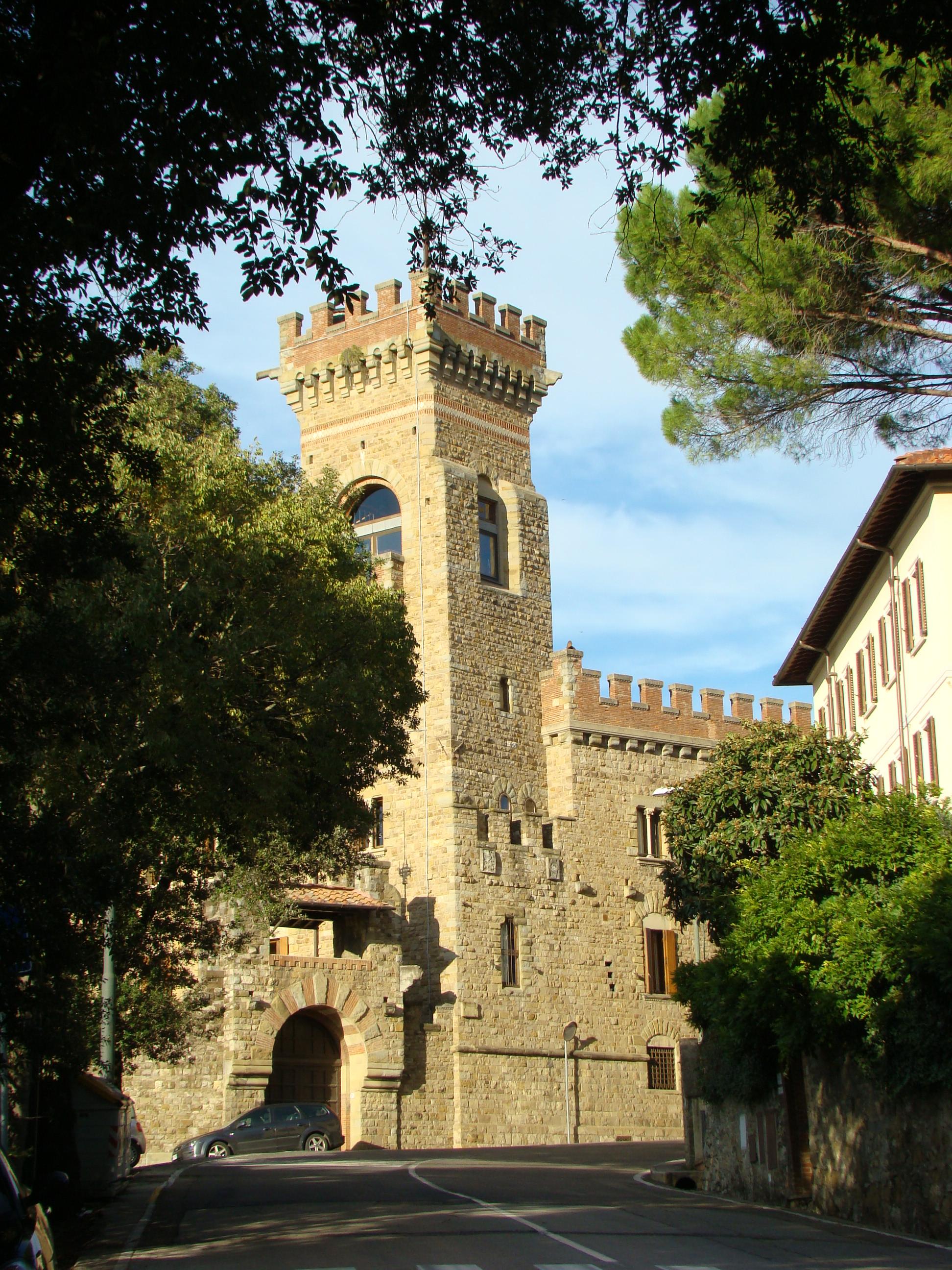 Castello di Mezzaratta (di Giuliana Profeti)
