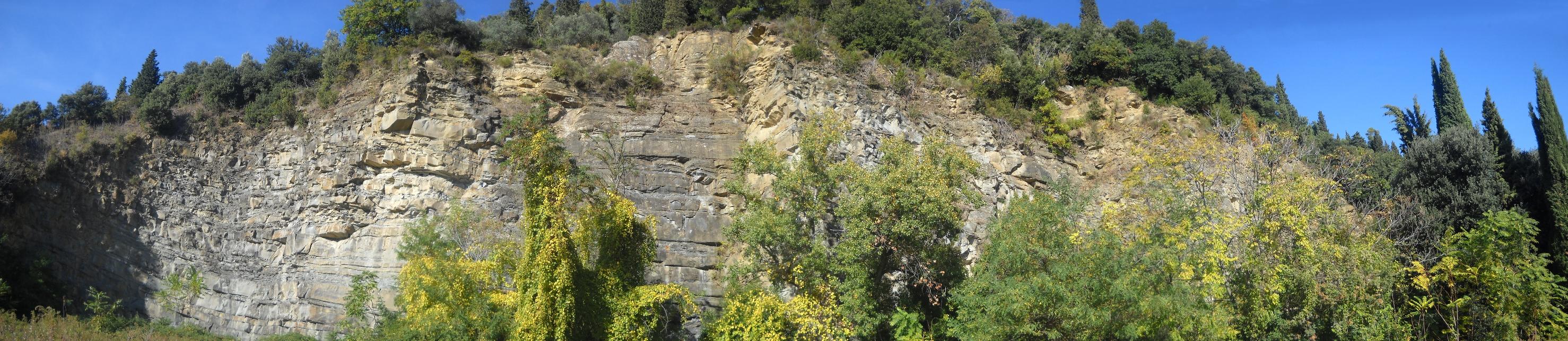 Cava grande di Maiano (di Giuliana Profeti)