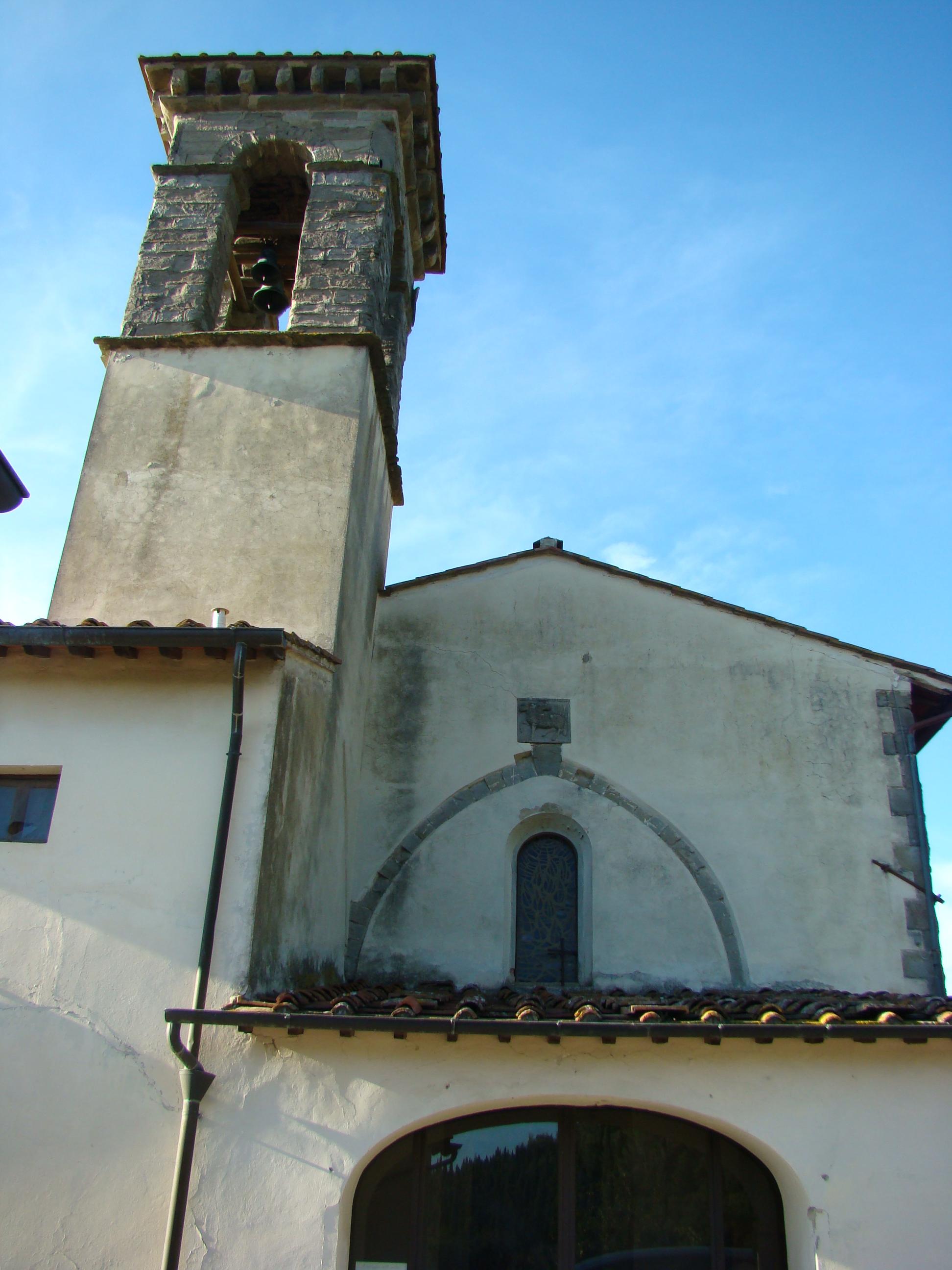 Chiesa di Santa Maria e San Lorenzo a Vincigliata (di Giuliana Profeti)