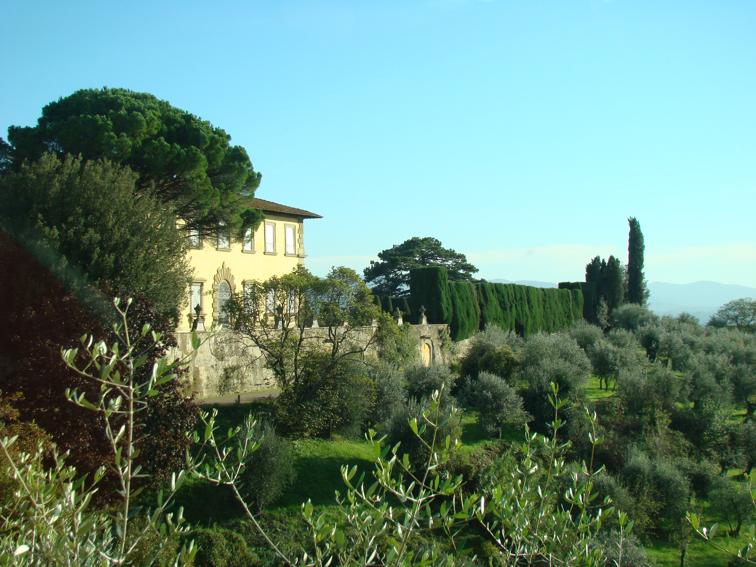 Villa Gamberaia (di Giuliana Profeti)