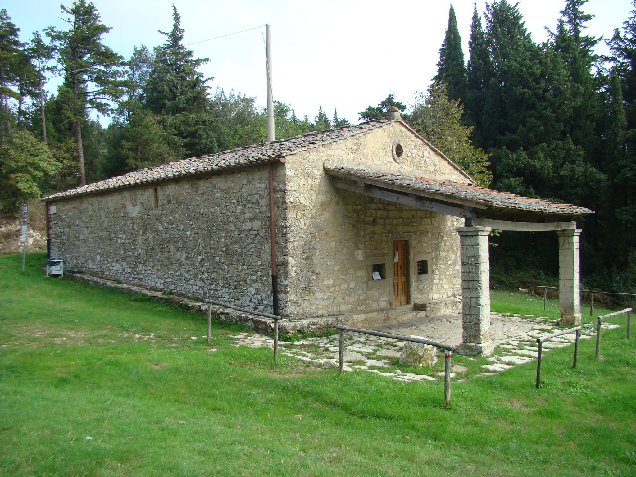 Cappella di Ceppeto (di Giuliana Profeti)
