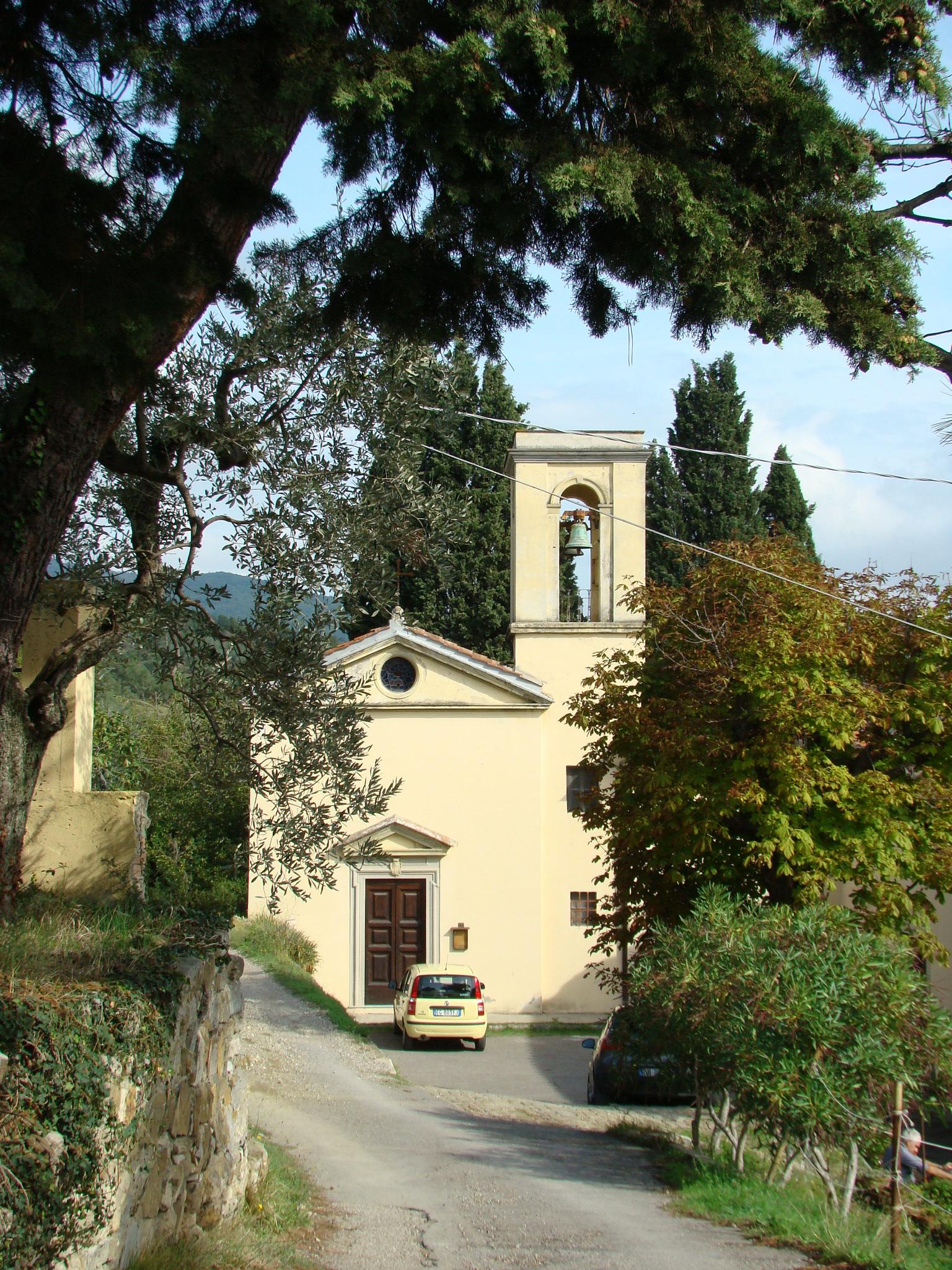 Chiesa di San Lorenzo a Serpiolle (di Giuliana Profeti)