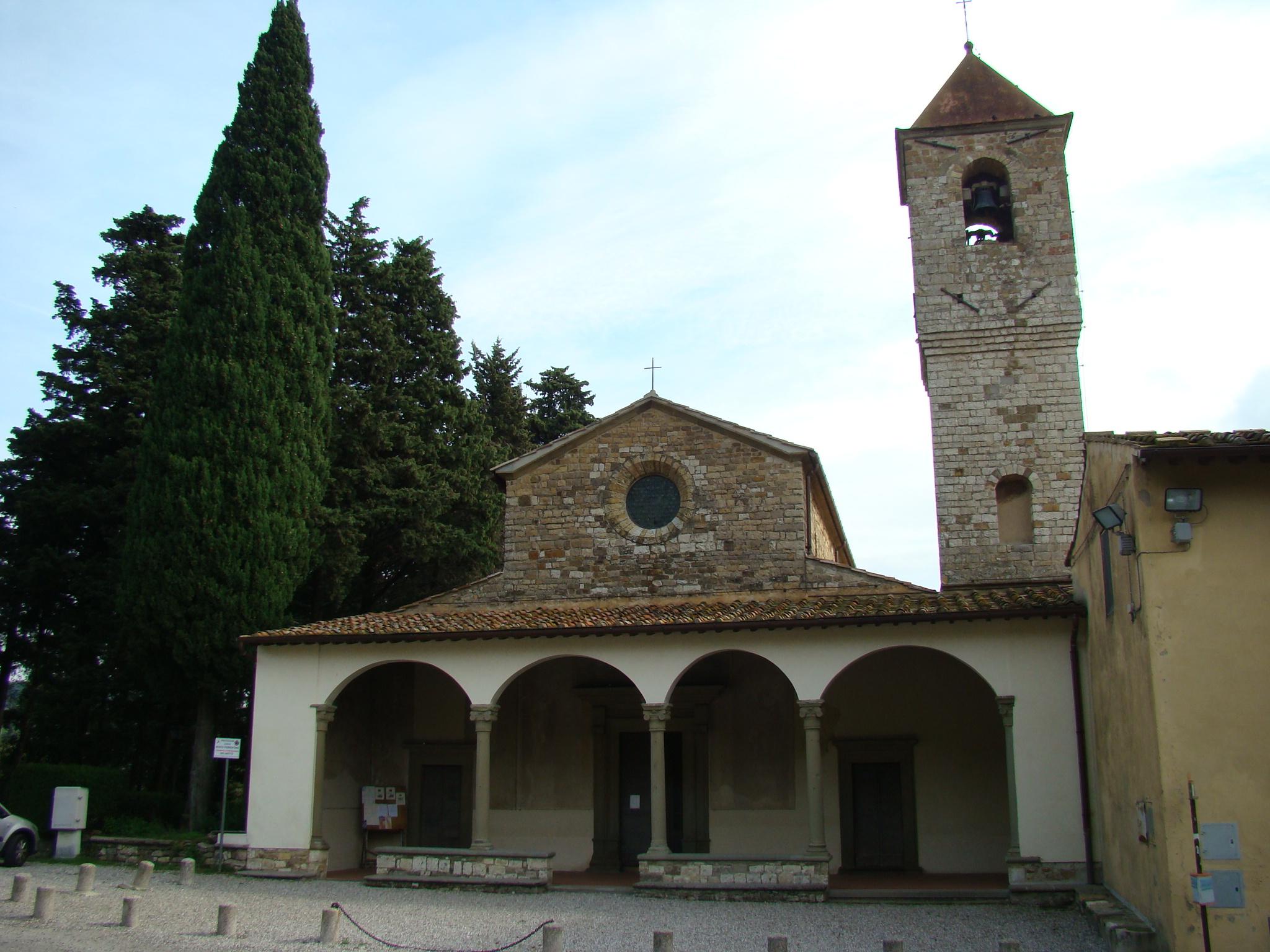 Pieve di Sant'Andrea a Cercina (di Giuliana Profeti)