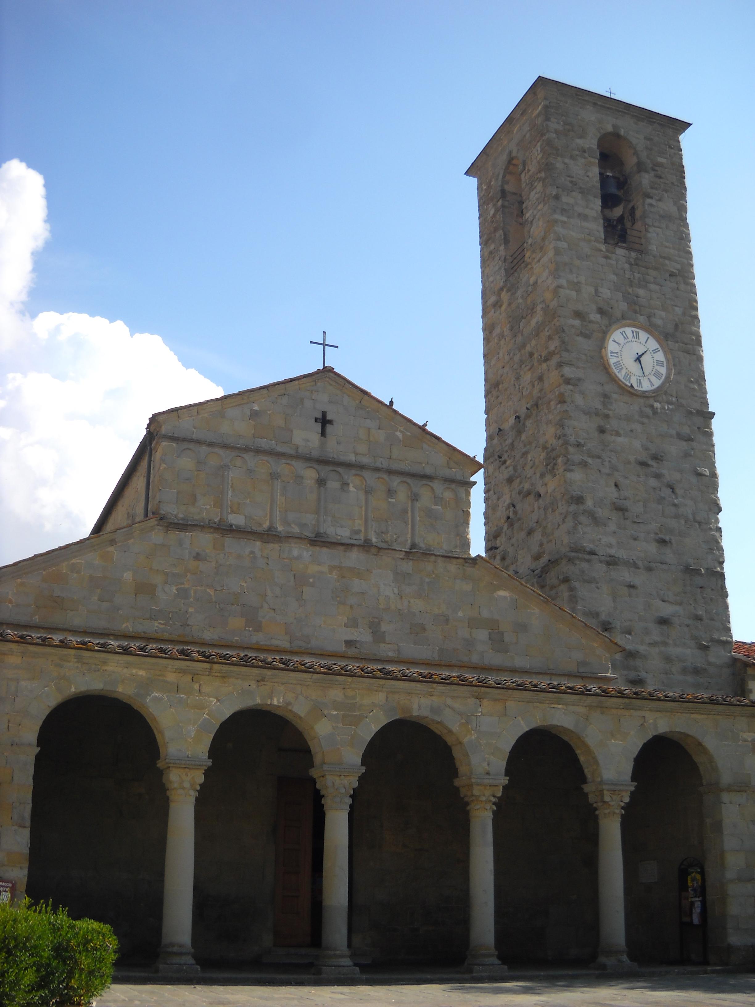 Pieve di San Piero a Cascia (di Giuliana Profeti)