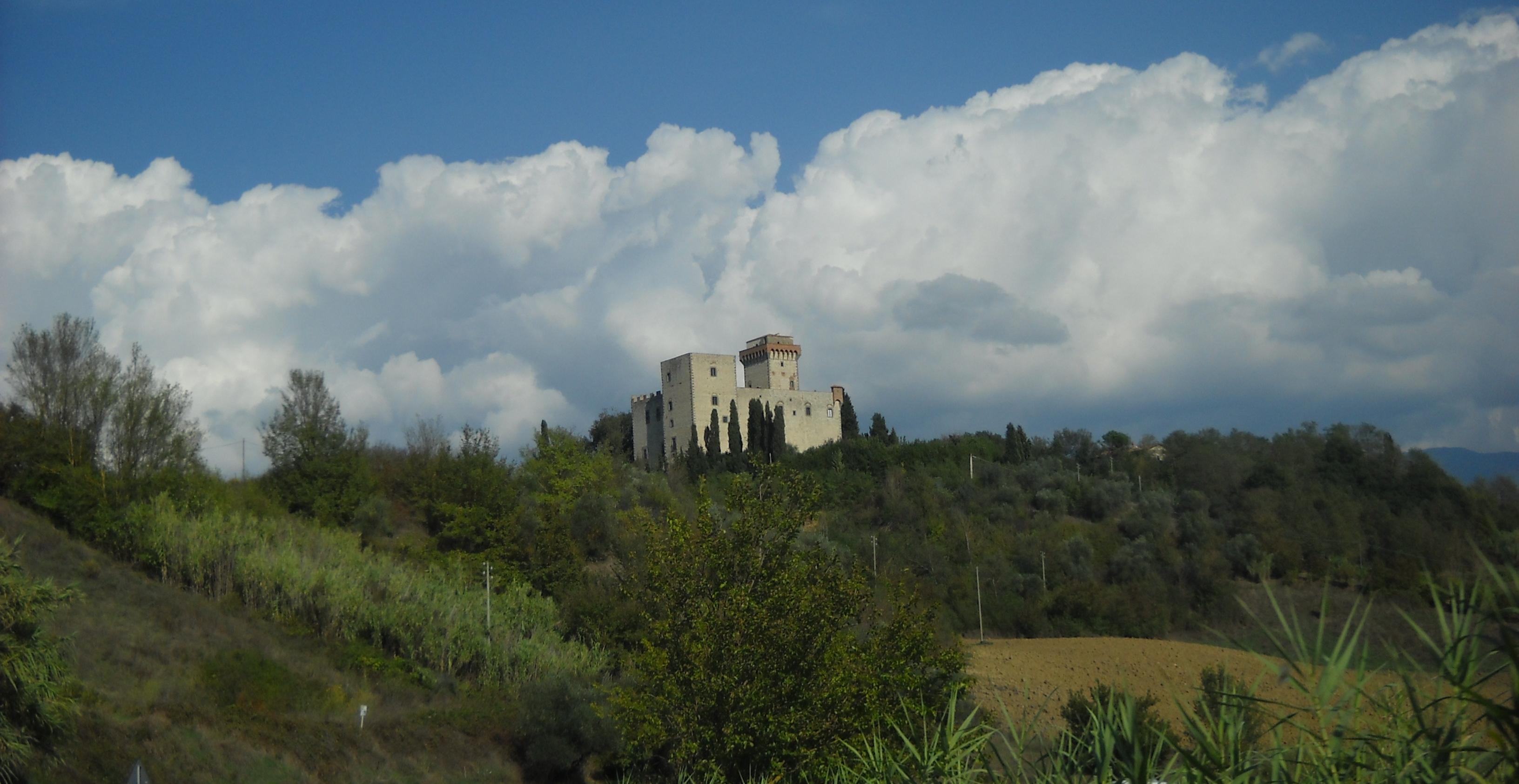 Torre del castellano (di Giuliana Profeti)