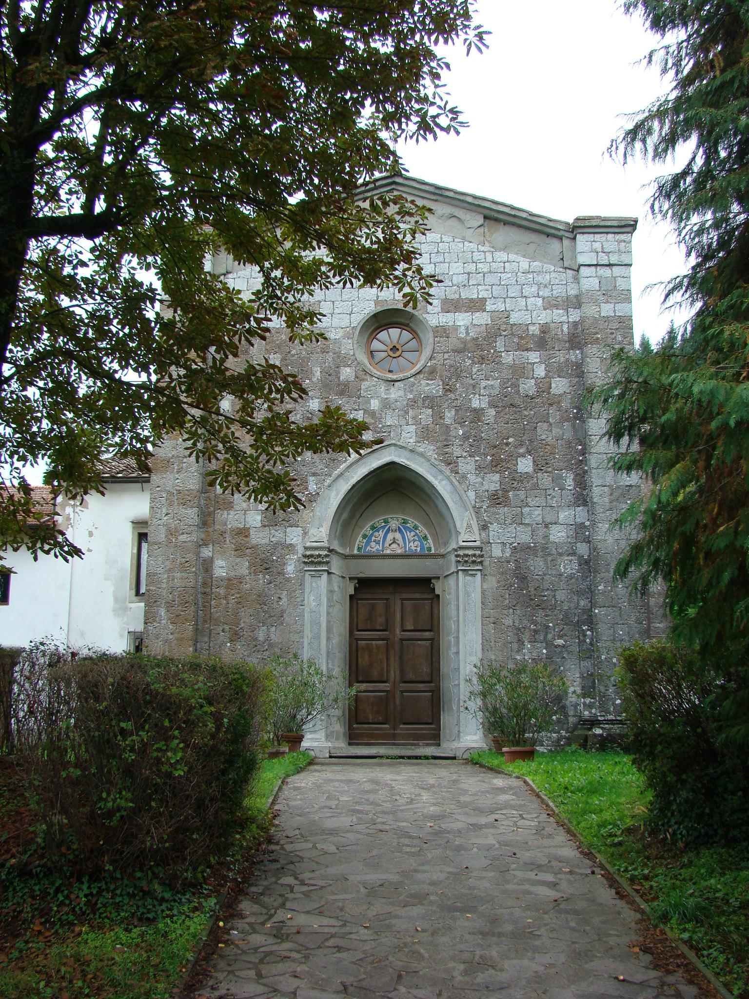 Chiesa di San Matteo e Santa Cecilia a Covigliaio (di Giuliana Profeti)