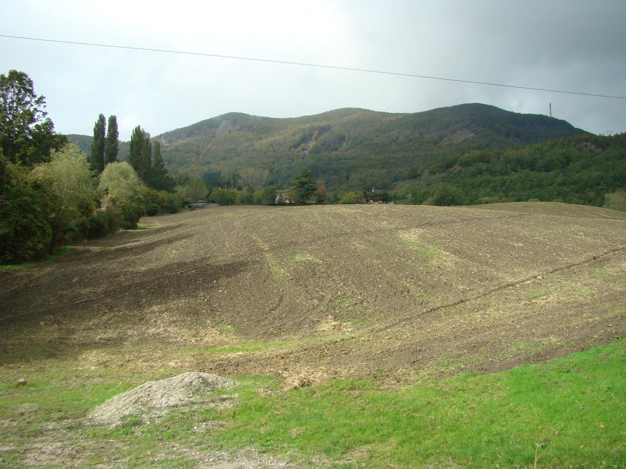 Panorama dall'accesso di Covigliaio Piana (di Giuliana Profeti)