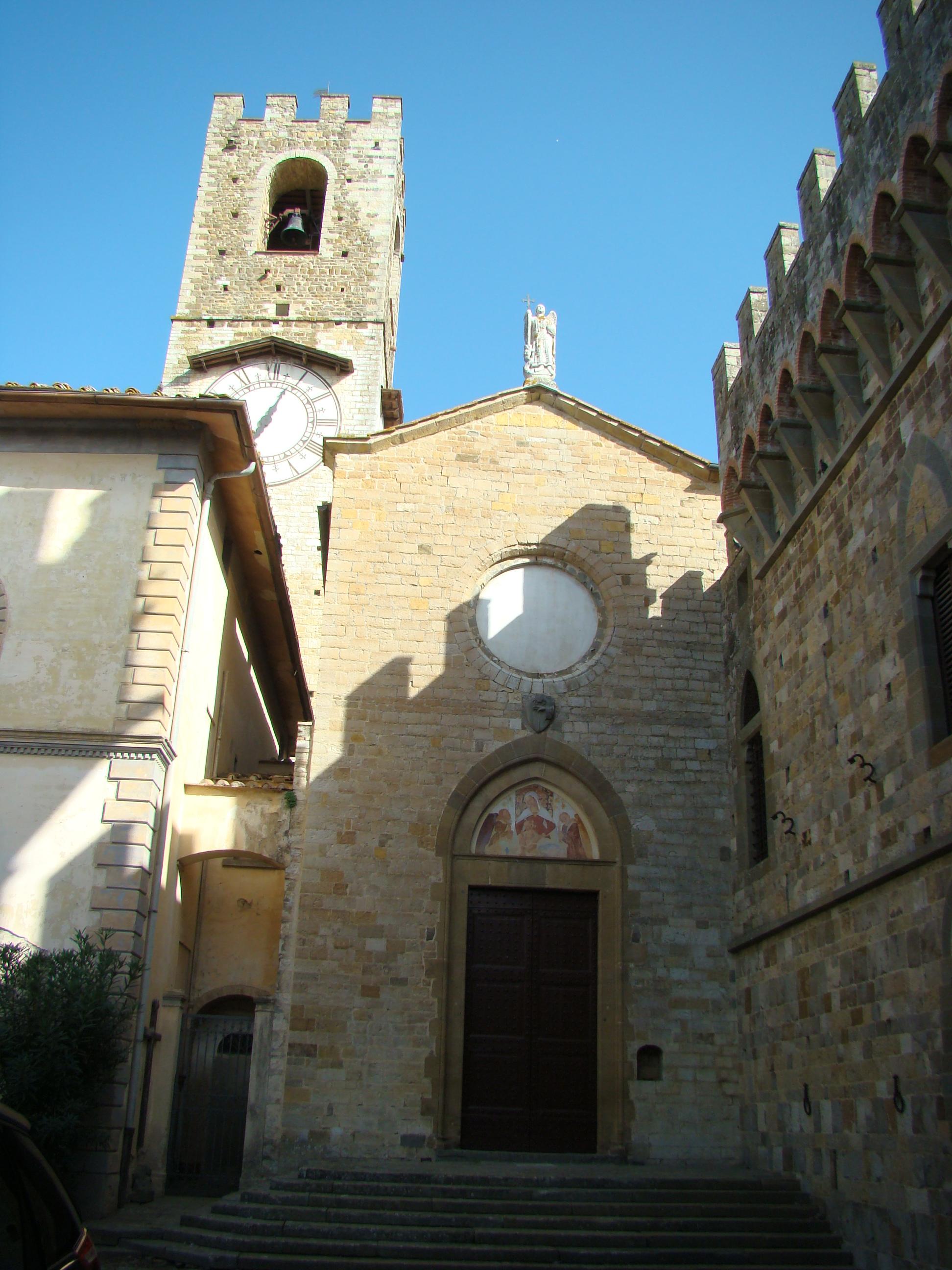 Chiesa della Badia a Passignano (di Giuliana Profeti)