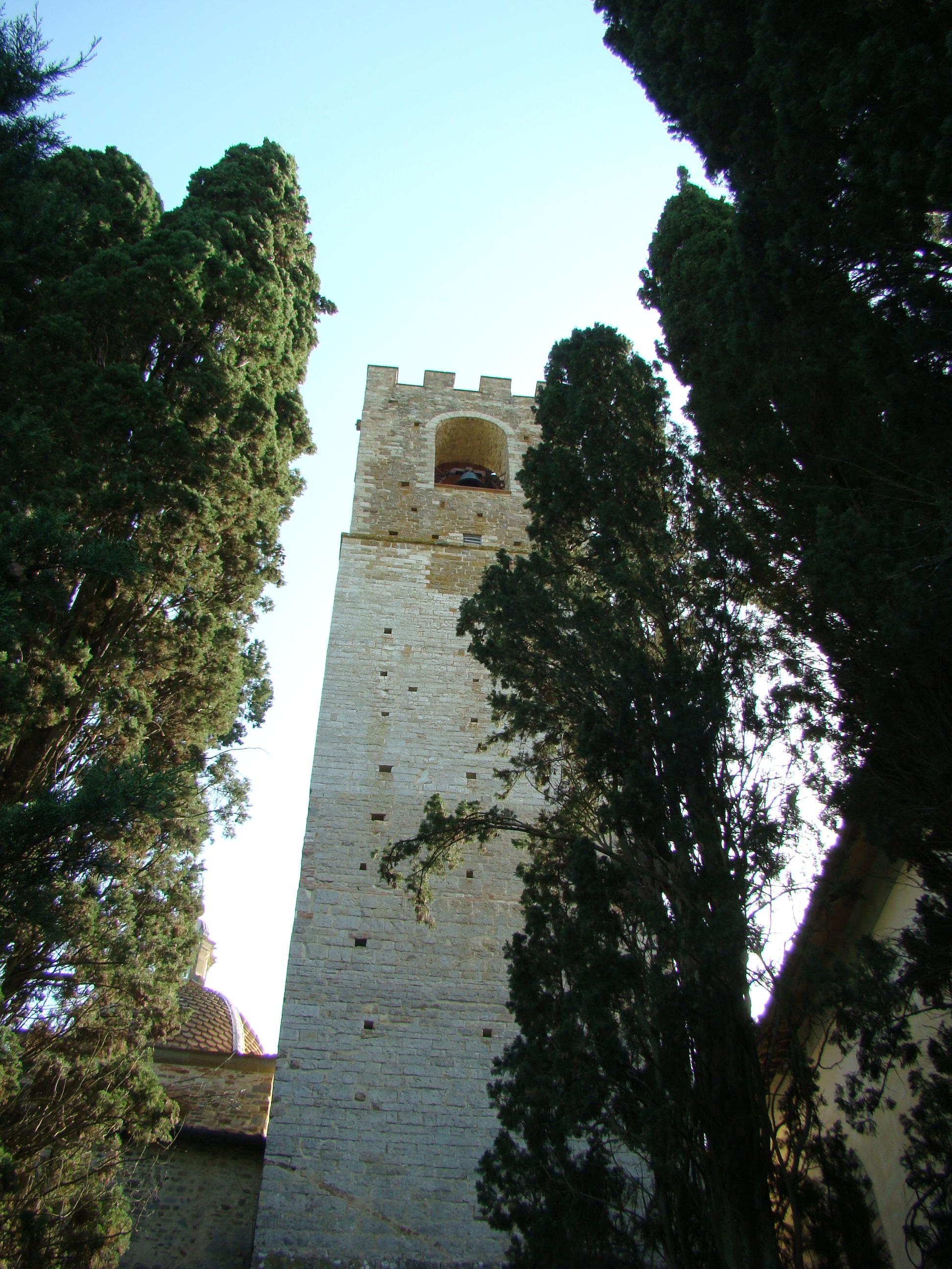 Campanile della Badia a Passignano (di Giuliana Profeti)