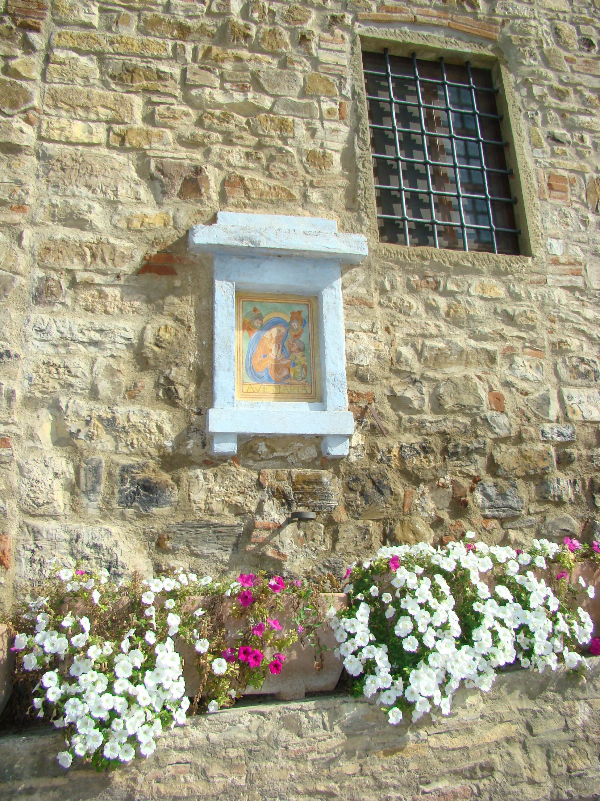 Casa rurale al Podere Torcilacqua (di Giuliana Profeti)