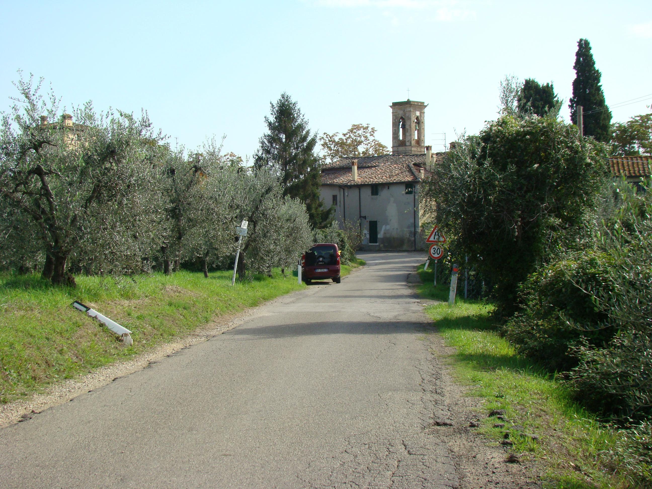 Sant'Angelo (di Giuliana Profeti)